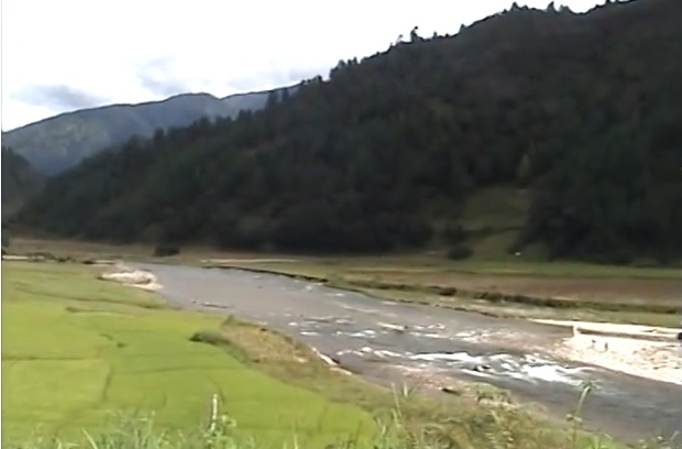 Sangti valley